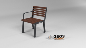 Geos City Comfort Chair